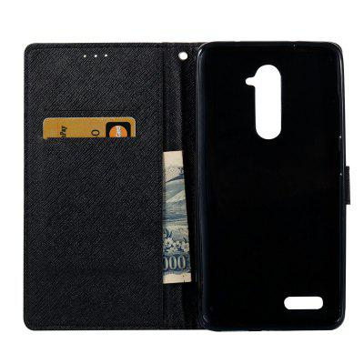 3D Painted Pu Phone Case for Zte Z981Cases &amp; Leather<br>3D Painted Pu Phone Case for Zte Z981<br><br>Compatible Model: ZTE Z981<br>Features: Cases with Stand, With Credit Card Holder, With Lanyard, Dirt-resistant<br>Material: TPU, PU Leather<br>Package Contents: 1 x Phone Case<br>Package size (L x W x H): 17.00 x 9.50 x 1.80 cm / 6.69 x 3.74 x 0.71 inches<br>Package weight: 0.0950 kg<br>Style: Novelty