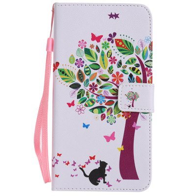 Painted Pu Phone Case for Zte Z981Cases &amp; Leather<br>Painted Pu Phone Case for Zte Z981<br><br>Compatible Model: ZTE Z981<br>Features: Cases with Stand, With Credit Card Holder, With Lanyard, Dirt-resistant<br>Material: TPU, PU Leather<br>Package Contents: 1 x Phone Case<br>Package size (L x W x H): 17.00 x 8.00 x 1.50 cm / 6.69 x 3.15 x 0.59 inches<br>Package weight: 0.0820 kg<br>Style: Novelty