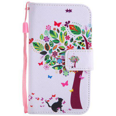 Painted Pu Phone Case for Lg K3 2017Cases &amp; Leather<br>Painted Pu Phone Case for Lg K3 2017<br><br>Compatible Model: LG K3 2017<br>Features: Cases with Stand, With Credit Card Holder, With Lanyard, Dirt-resistant<br>Mainly Compatible with: LG<br>Material: TPU, PU Leather<br>Package Contents: 1 x Phone Case<br>Package size (L x W x H): 13.50 x 7.00 x 1.50 cm / 5.31 x 2.76 x 0.59 inches<br>Package weight: 0.0560 kg<br>Style: Novelty