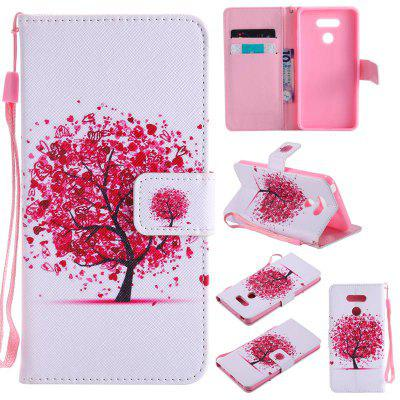 Buy FLAME Painted Pu Phone Case for Lg G6 for $5.05 in GearBest store