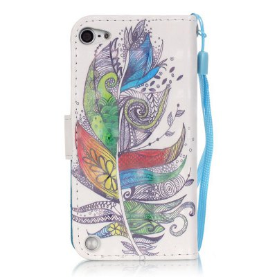 New 3D Painted Pu Phone Case for Ipod Touch 5 / 6iPod Skin Stickers<br>New 3D Painted Pu Phone Case for Ipod Touch 5 / 6<br><br>Compatible for Apple: iPod<br>Features: Cases with Stand, With Credit Card Holder, With Lanyard, Dirt-resistant<br>Material: TPU, PU Leather<br>Package Contents: 1 x Phone Case<br>Package size (L x W x H): 13.00 x 7.00 x 1.80 cm / 5.12 x 2.76 x 0.71 inches<br>Package weight: 0.0480 kg<br>Style: Novelty