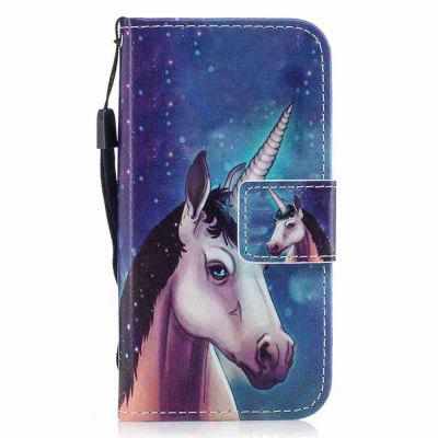 Classic Painted Pu Phone Case for Iphone 5 / 5S /5c / SeiPhone Cases/Covers<br>Classic Painted Pu Phone Case for Iphone 5 / 5S /5c / Se<br><br>Compatible for Apple: iPhone 5/5S, iPhone 5C, iPhone SE<br>Features: Wallet Case, FullBody Cases, Dirt-resistant, With Lanyard, With Credit Card Holder, Cases with Stand<br>Material: TPU, PU Leather<br>Package Contents: 1 x Phone Case<br>Package size (L x W x H): 12.90 x 6.60 x 1.50 cm / 5.08 x 2.6 x 0.59 inches<br>Package weight: 0.0550 kg<br>Style: Novelty, Pattern, Mixed Color, Ultra Slim, Designed in China