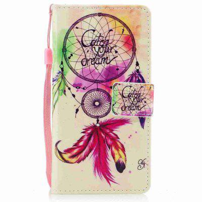Buy ROSE MADDER Classic Painted Pu Phone Case for Samsung Galaxy A3 2017 for $4.53 in GearBest store