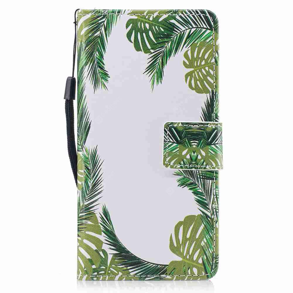 FERN Classic Painted Pu Phone Case for Huawei P8 Lite 2017