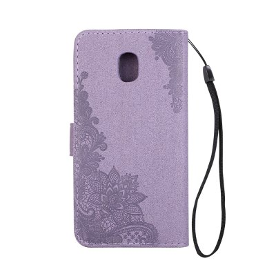 Wkae Phenix Flowers Embossing Pattern Faux Leather Horiontal Folio Stand Case with Lanyard Card Slots for Samsung Galaxy J3 2017 European EditionSamsung J Series<br>Wkae Phenix Flowers Embossing Pattern Faux Leather Horiontal Folio Stand Case with Lanyard Card Slots for Samsung Galaxy J3 2017 European Edition<br><br>Features: Full Body Cases, Cases with Stand, With Credit Card Holder, Anti-knock, Dirt-resistant<br>For: Samsung Mobile Phone<br>Material: TPU, PU Leather<br>Package Contents: 1 x Phone Case<br>Package size (L x W x H): 20.00 x 15.00 x 2.00 cm / 7.87 x 5.91 x 0.79 inches<br>Package weight: 0.1000 kg<br>Style: Vintage
