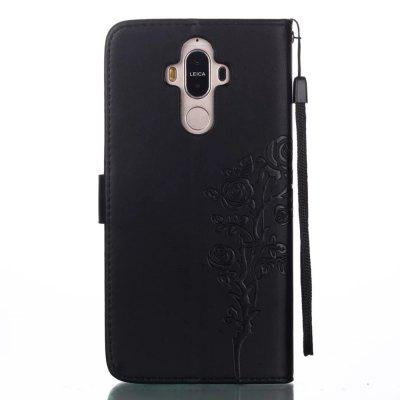 Wkae Double-side Embossing Rose Flower Synthetic Leather Wallet Case Soft Silicone Back Cover with Flip Kickstand and Lanyard for Huawei Mate 9Cases &amp; Leather<br>Wkae Double-side Embossing Rose Flower Synthetic Leather Wallet Case Soft Silicone Back Cover with Flip Kickstand and Lanyard for Huawei Mate 9<br><br>Compatible Model: Huawei Mate 9<br>Features: Dirt-resistant, Full Body Cases, Cases with Stand, With Credit Card Holder, Anti-knock<br>Mainly Compatible with: HUAWEI<br>Material: PU Leather, TPU<br>Package Contents: 1 x Phone Case<br>Package size (L x W x H): 20.00 x 15.00 x 2.00 cm / 7.87 x 5.91 x 0.79 inches<br>Package weight: 0.1000 kg<br>Style: Special Design