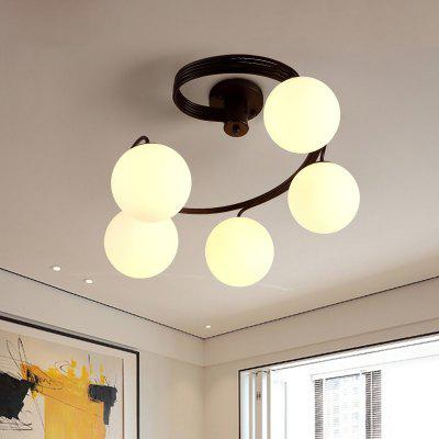 Lanshi Simple Modern E26 / E27 Ceiling Light