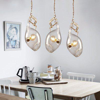 Lanshi Modern Metal Pendant Light E26 / E27 1PCPendant Light<br>Lanshi Modern Metal Pendant Light E26 / E27 1PC<br><br>Battery Included: No<br>Brand: Lanshi<br>Bulb Base: E26,E27<br>Bulb Included: No<br>Certifications: CE,FCC<br>Chain / Cord Adjustable or Not: Chain / Cord Adjustable<br>Chain / Cord Length ( CM ): 65<br>Decoration Material: Glass,Metal<br>Dimmable: No<br>Features: Mini Style, Designers<br>Finish: Brass<br>Fixture Height ( CM ): 38<br>Fixture Length ( CM ): 20<br>Fixture Material: Glass,Metal<br>Fixture Width ( CM ): 20<br>Light Direction: Ambient Light<br>Number of Bulb: 1 Bulb<br>Number of Bulb Sockets: 1<br>Number of Tiers: Single Tier<br>Package Contents: 1 ? Pendant Light, 1 ? Installation Instruction<br>Package size (L x W x H): 42.00 x 24.00 x 24.00 cm / 16.54 x 9.45 x 9.45 inches<br>Package weight: 3.1000 kg<br>Product size (L x W x H): 20.00 x 20.00 x 38.00 cm / 7.87 x 7.87 x 14.96 inches<br>Product weight: 2.7000 kg<br>Shade Material: Glass<br>Style: Artistic Style, Chic &amp; Modern, Modern/Contemporary<br>Suggested Room Size: 10 - 15?<br>Suggested Space Fit: Bedroom,Boys Room,Cafes,Dining Room,Entry,Girls Room,Hallway,Indoors,Kids Room,Living Room,Pathway<br>Type: Pendant Light<br>Voltage ( V ): 110V - 220V,220V - 240V<br>Wattage per Bulb ( W ): 60