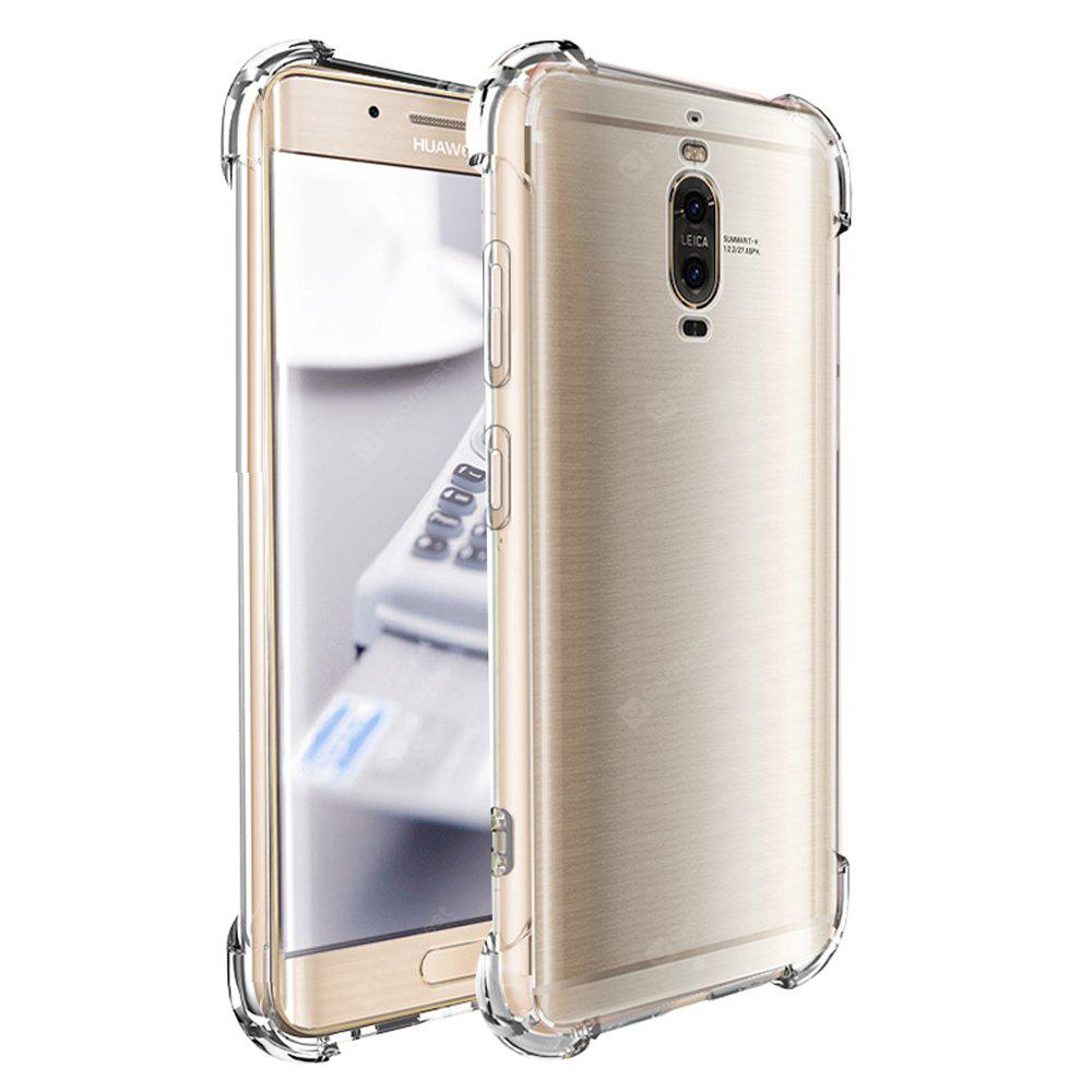 Shockproof Armor Clear Back Case for Huawei Mate 9 Pro