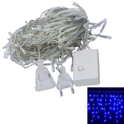 Jiawen 3M 4W 100-LED 8-MODE Light Decoration String Lights Eu Plug Ac 220V