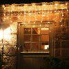 Jiawen 3M 4W 100-LED 8-MODE Light Decoration String Lights Eu Plug Ac 220V - WARM WHITE LIGHT