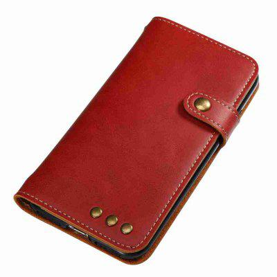 Crazy Horse Pattern Retro Leather Phone Case for Iphone 7  / 8iPhone Cases/Covers<br>Crazy Horse Pattern Retro Leather Phone Case for Iphone 7  / 8<br><br>Compatible for Apple: iPhone 7, iPhone 8<br>Features: With Credit Card Holder, With Lanyard, Dirt-resistant, FullBody Cases<br>Material: PU Leather, TPU<br>Package Contents: 1 x  Phone Case<br>Package size (L x W x H): 14.30 x 7.20 x 1.50 cm / 5.63 x 2.83 x 0.59 inches<br>Package weight: 0.0550 kg<br>Style: Vintage, Solid Color, Ultra Slim, Designed in China, Novelty