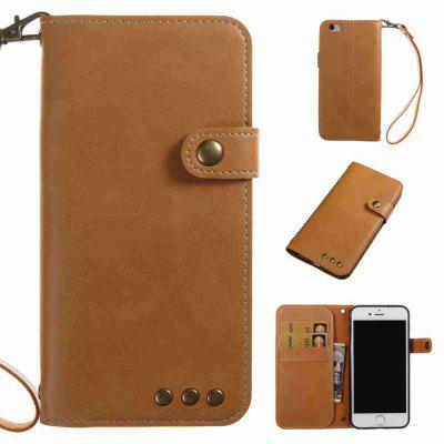 Crazy Horse Pattern Retro Leather Phone Case for Iphone 6 / 6S