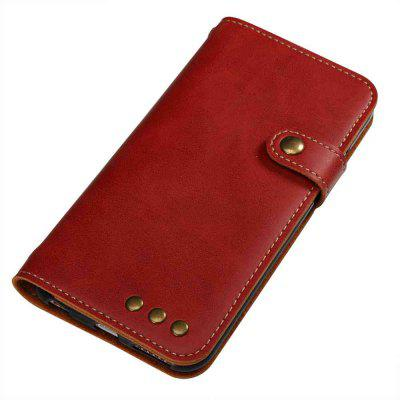 Crazy Horse Pattern Retro Leather Phone Case for Iphone 6 / 6SiPhone Cases/Covers<br>Crazy Horse Pattern Retro Leather Phone Case for Iphone 6 / 6S<br><br>Compatible for Apple: iPhone 6, iPhone 6S<br>Features: With Credit Card Holder, With Lanyard, Dirt-resistant, FullBody Cases, Wallet Case<br>Material: TPU, PU Leather<br>Package Contents: 1 x  Phone Case<br>Package size (L x W x H): 145.00 x 7.50 x 1.60 cm / 57.09 x 2.95 x 0.63 inches<br>Package weight: 0.0550 kg<br>Style: Novelty, Solid Color, Ultra Slim, Designed in China