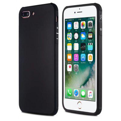 Buy BLACK Airbag Corner Tpu Phone Case for Iphone 7 Plus / 8 Plus-Black for $5.08 in GearBest store