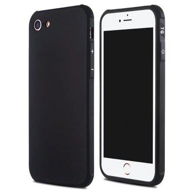 Buy BLACK Airbag Corner Tpu Phone Case for Iphone 7 / 8 -Black for $4.95 in GearBest store