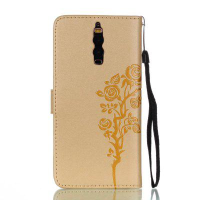 Wkae Double Side Embossing Rose Flower Synthetic Leather Wallet Case Soft Silicone Back Cover with Flip Kickstand And Lanyard for Huawei Mate 9 ProCases &amp; Leather<br>Wkae Double Side Embossing Rose Flower Synthetic Leather Wallet Case Soft Silicone Back Cover with Flip Kickstand And Lanyard for Huawei Mate 9 Pro<br><br>Compatible Model: Huawei MATE 9 PRO<br>Features: Dirt-resistant, Full Body Cases, Cases with Stand, With Credit Card Holder, Anti-knock<br>Mainly Compatible with: HUAWEI<br>Material: PU Leather, TPU<br>Package Contents: 1 x Phone Case<br>Package size (L x W x H): 20.00 x 15.00 x 2.00 cm / 7.87 x 5.91 x 0.79 inches<br>Package weight: 0.1000 kg<br>Style: Special Design