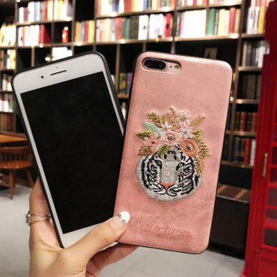 mobile Phone Case Embroidered with Flamingo complete Package for Iphone 7 PlusiPhone Cases/Covers<br>mobile Phone Case Embroidered with Flamingo complete Package for Iphone 7 Plus<br><br>Compatible for Apple: iPhone 7 Plus<br>Features: FullBody Cases<br>Material: Silicone<br>Package Contents: 1 x Phone Case<br>Package size (L x W x H): 15.00 x 10.00 x 15.00 cm / 5.91 x 3.94 x 5.91 inches<br>Package weight: 0.1000 kg<br>Style: Animal