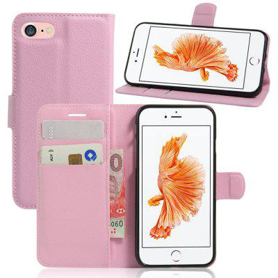 Protective Case of Lychee Bag with A Soft Shell of Pu for Iphone 7iPhone Cases/Covers<br>Protective Case of Lychee Bag with A Soft Shell of Pu for Iphone 7<br><br>Compatible for Apple: iPhone 7<br>Features: With Credit Card Holder, FullBody Cases<br>Material: PU Leather<br>Package Contents: 1 x Phone Case<br>Package size (L x W x H): 25.00 x 15.00 x 25.00 cm / 9.84 x 5.91 x 9.84 inches<br>Package weight: 0.1000 kg<br>Style: Vintage