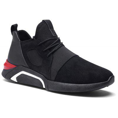 Buy Autumn Sports Leisure Mens Sneakers Casual Flat, BLACK, 42, Bags & Shoes, Men's Shoes, Menu2019s Sneakers for $32.79 in GearBest store