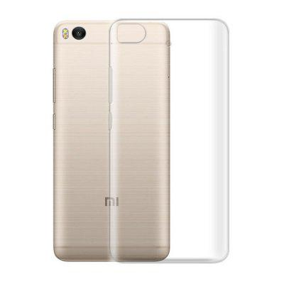 Ultra-Thin Tpu Back Cover Case for Xiaomi Mi 5S - Transparent