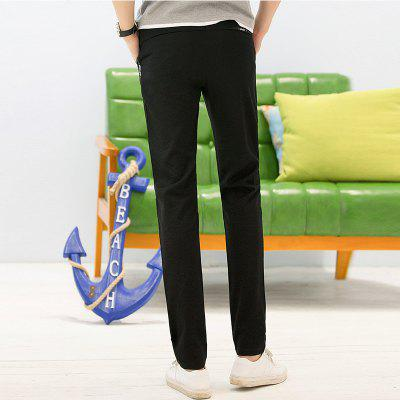 Baiyuan Trousers Autumn Fashion Casual Slim Fit Mens Long Pants BlackMens Pants<br>Baiyuan Trousers Autumn Fashion Casual Slim Fit Mens Long Pants Black<br><br>Closure Type: Zipper Fly<br>Color: Black<br>Elasticity: Nonelastic<br>Embellishment: Button,Pockets,Sashes,Zippers<br>Fabric Type: Corduroy<br>Fit Type: Loose<br>Front Style: Flat<br>Length: Normal<br>Material: Polyester, Nylon, Microfiber<br>Package Contents: 1 x Pants<br>Package size (L x W x H): 1.00 x 1.00 x 1.00 cm / 0.39 x 0.39 x 0.39 inches<br>Package weight: 0.6000 kg<br>Pant Style: Straight<br>Pattern Type: Solid<br>Style: Casual<br>Thickness: Standard<br>Waist Type: Mid<br>With Belt: No