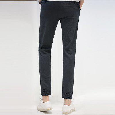 Baiyuan Trousers Brand Designer Male Harem Leggings Pants Dark GreyMens Pants<br>Baiyuan Trousers Brand Designer Male Harem Leggings Pants Dark Grey<br><br>Closure Type: Zipper Fly<br>Color: Gray<br>Elasticity: Nonelastic<br>Embellishment: Button,Pockets,Sashes,Zippers<br>Fabric Type: Corduroy<br>Fit Type: Skinny<br>Front Style: Flat<br>Length: Ninth<br>Material: Polyester, Nylon, Microfiber<br>Package Contents: 1 x Pants<br>Package size (L x W x H): 1.00 x 1.00 x 1.00 cm / 0.39 x 0.39 x 0.39 inches<br>Package weight: 0.6000 kg<br>Pant Style: Harem Pants<br>Pattern Type: Solid<br>Style: Fashion<br>Thickness: Standard<br>Waist Type: Mid<br>With Belt: No