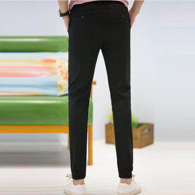 Baiyuan Trousers Brand Designer Male Harem Leggings Pants BlackMens Pants<br>Baiyuan Trousers Brand Designer Male Harem Leggings Pants Black<br><br>Closure Type: Zipper Fly<br>Color: Black<br>Elasticity: Nonelastic<br>Embellishment: Adjustable Waist,Button,Pockets,Zippers<br>Fabric Type: Corduroy<br>Fit Type: Skinny<br>Front Style: Pleated<br>Length: Ninth<br>Material: Polyester, Nylon, Microfiber<br>Package Contents: 1 x Pants<br>Package size (L x W x H): 1.00 x 1.00 x 1.00 cm / 0.39 x 0.39 x 0.39 inches<br>Package weight: 0.6000 kg<br>Pant Style: Harem Pants<br>Pattern Type: Solid<br>Style: Casual<br>Thickness: Standard<br>Waist Type: Mid<br>With Belt: No