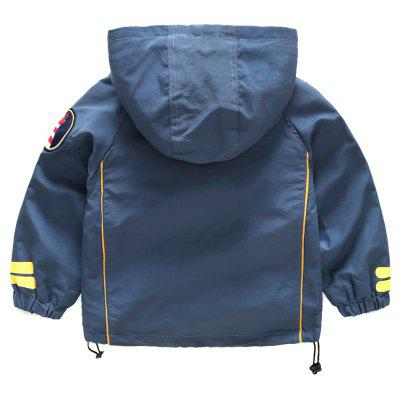 2017 Spring And Autumn New Boy Windbreaker Coat Cotton Baby Hooded Coat Small Children Korean Version Windproof ClothingBoys Clothing<br>2017 Spring And Autumn New Boy Windbreaker Coat Cotton Baby Hooded Coat Small Children Korean Version Windproof Clothing<br><br>Closure Type: Zipper<br>Clothes Type: Trench<br>Collar: Collarless<br>Material: Cotton<br>Package Contents: 1xCoat<br>Pattern Type: Solid<br>Season: Fall<br>Shirt Length: Long<br>Sleeve Length: Long Sleeves<br>Sleeve Style: Regular<br>Style: Fashion<br>Suitable Age: 3 years old up,4-6 years old,6 years old up,Less than 7 years old<br>Weight: 0.5000kg