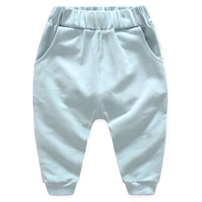 Childrens Casual Pants Spring And Autumn Sports Pants Big Boy Fall Pants New Childrens Wear Boys Autumn Wear Trousers 8147