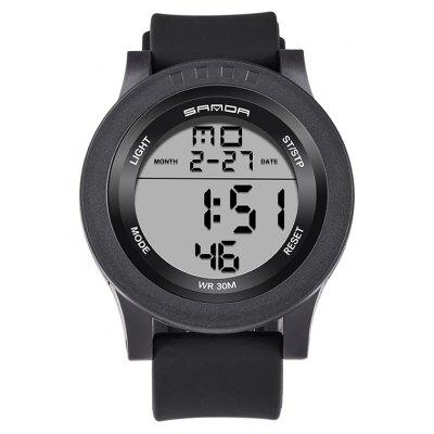 Sanda 336 5311 Leisure Multifunctional Sports Male Watch