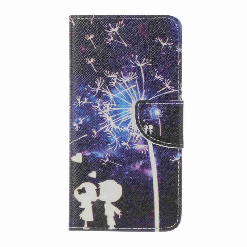 Painted PU Phone Case for iPhone 8 Plus / 7 Plus