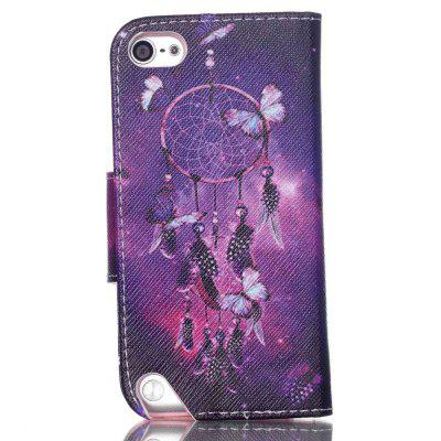Painted PU Phone Case for Ipod touch 5 / 6iPod Skin Stickers<br>Painted PU Phone Case for Ipod touch 5 / 6<br><br>Compatible for Apple: iPod<br>Features: Cases with Stand, With Credit Card Holder, Dirt-resistant, Wallet Case<br>Material: TPU, PU Leather<br>Package Contents: 1 x Phone Case<br>Package size (L x W x H): 13.00 x 7.00 x 1.60 cm / 5.12 x 2.76 x 0.63 inches<br>Package weight: 0.0500 kg<br>Style: Novelty