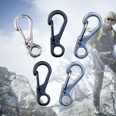 10PCS/SET Spring Buckle Snap Alloy Nickel-Free Plating Mini Key Ring Carabiner Bottle Hook Paracord Camping AccessoriesCarabiner<br>10PCS/SET Spring Buckle Snap Alloy Nickel-Free Plating Mini Key Ring Carabiner Bottle Hook Paracord Camping Accessories<br><br>Best Use: Backpacking,Hiking,Mountaineering<br>Material: Aluminum Alloy<br>Package Contents: 10 x Buckle<br>Package Dimension: 15.00 x 10.00 x 5.00 cm / 5.91 x 3.94 x 1.97 inches<br>Package weight: 0.0200 kg