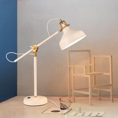 Lanshi Simple Nordic Desk Lamp for Living Room Study Room