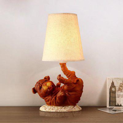 Lanshi Nordic Simple Creative Puppy Base Shape Table Lamp