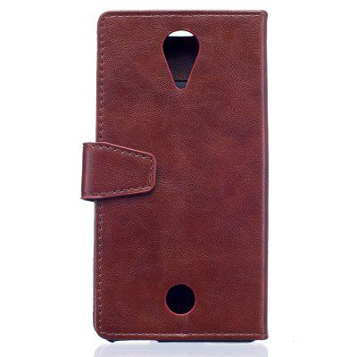 KaZiNe  PU Leather Silicon Magnetic Dirt Resistant Phone Bags Cases for WIKO TOMMYCases &amp; Leather<br>KaZiNe  PU Leather Silicon Magnetic Dirt Resistant Phone Bags Cases for WIKO TOMMY<br><br>Compatible Model: WIKO TOMMY<br>Features: Full Body Cases, Cases with Stand, With Credit Card Holder, Anti-knock<br>Material: TPU, PU Leather<br>Package Contents: 1 x Phone case<br>Package size (L x W x H): 17.00 x 11.00 x 2.00 cm / 6.69 x 4.33 x 0.79 inches<br>Package weight: 0.0600 kg<br>Style: Solid Color