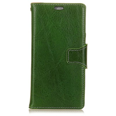 KaZiNe Crazy Horse Stripes Luxury Genuine Leather Wallet Case for Iphone8 Plus