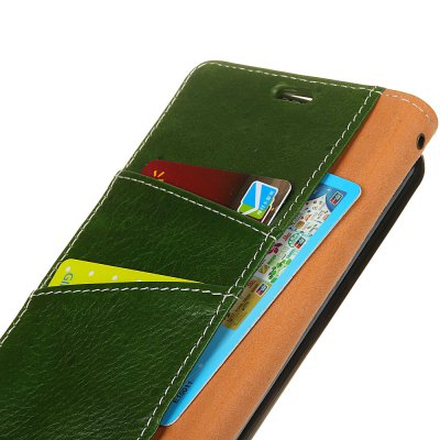 Crazy Horse Stripes luxury Genuine Leather Wallet Case for iPhone 8iPhone Cases/Covers<br>Crazy Horse Stripes luxury Genuine Leather Wallet Case for iPhone 8<br><br>Compatible for Apple: iPhone 8<br>Features: Cases with Stand, With Credit Card Holder, Anti-knock<br>Material: Cowhide, Genuine Leather<br>Package Contents: 1 x Phone case<br>Package size (L x W x H): 17.50 x 11.00 x 2.00 cm / 6.89 x 4.33 x 0.79 inches<br>Package weight: 0.1600 kg<br>Style: Vintage, Solid Color