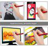 1.8MM Stylus Pen Active Touch Screen Drawing Pen Usb Charging Capacitor for Iphone / Ipad / Tablets Pc / Samsung - PINK