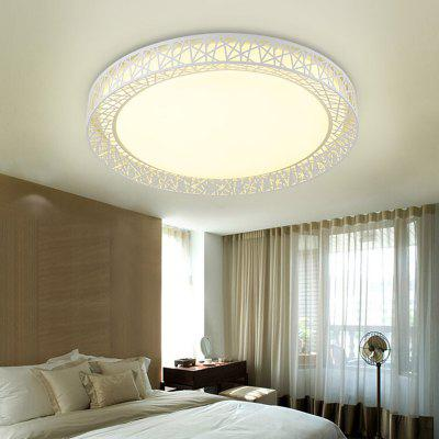JUEJA Greek Style Iron Art 12W 11 Inch LED Ceiling Light For Living Room  Bedroom ... Part 75