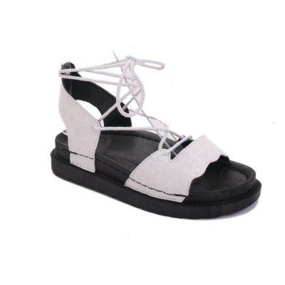The New Fashionable Xia Jioping Heel Shoe of Platform Sandals