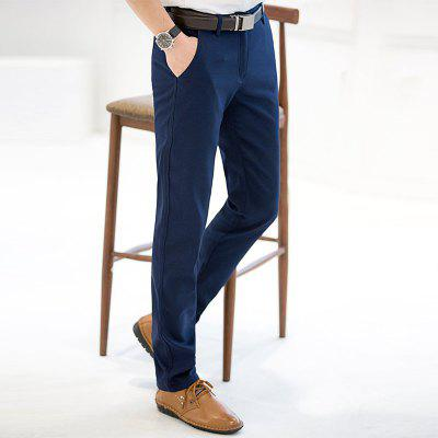 Baiyuan Trousers Autumn Business Casual Slim Fit Mens Suit Pants BlueMens Pants<br>Baiyuan Trousers Autumn Business Casual Slim Fit Mens Suit Pants Blue<br><br>Closure Type: Zipper Fly<br>Color: Blue<br>Elasticity: Micro-elastic<br>Embellishment: Button,Pockets,Zippers<br>Fabric Type: Broadcloth<br>Fit Type: Regular<br>Front Style: Pleated<br>Length: Normal<br>Material: Spandex, Microfiber, Polyester<br>Package Contents: 1 x Suit Pant<br>Package size (L x W x H): 30.00 x 1.00 x 1.00 cm / 11.81 x 0.39 x 0.39 inches<br>Package weight: 0.6000 kg<br>Pant Style: Straight<br>Pattern Type: Solid<br>Style: Casual<br>Thickness: Standard<br>Waist Type: Mid<br>With Belt: No