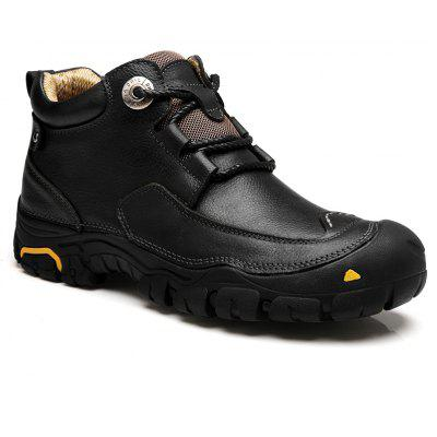 Men'S Boots for Men'S Short Boots and Anti-Skid Boots in Winter