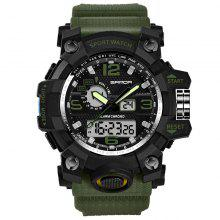 Sanda 742 4455 Contracted Luminous Male Watch