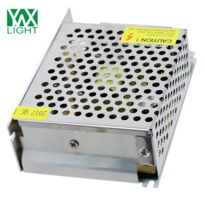 YWXLight DC 12V 5A 60W Power Supply Transformers for LED Strip LightLED Accessories<br>YWXLight DC 12V 5A 60W Power Supply Transformers for LED Strip Light<br><br>Accessory type: Source<br>Color: Silver<br>Material: Aluminum<br>Package Contents: 1 x YWXLight 5A Power Supply<br>Package size (L x W x H): 11.50 x 8.20 x 4.00 cm / 4.53 x 3.23 x 1.57 inches<br>Package weight: 0.2090 kg<br>Product size (L x W x H): 11.00 x 7.80 x 3.60 cm / 4.33 x 3.07 x 1.42 inches<br>Product weight: 0.1930 kg