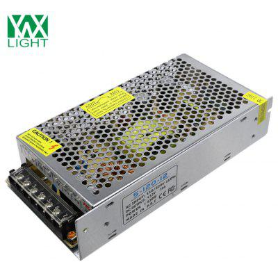 YWXLight DC12V 120W Power Supply for 5050 / 2835 High Quality LED Strip Light