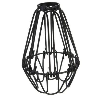 Brightness Lamp Shade Cover Industrial Metal BirdcageforLED Accessories<br>Brightness Lamp Shade Cover Industrial Metal Birdcagefor<br><br>Accessory type: Case<br>Brand: Brightness<br>Material: Metal<br>Package Contents: 1 x Metal Lamp Shade<br>Package size (L x W x H): 15.00 x 15.00 x 15.00 cm / 5.91 x 5.91 x 5.91 inches<br>Package weight: 0.2500 kg<br>Product size (L x W x H): 10.50 x 10.50 x 17.00 cm / 4.13 x 4.13 x 6.69 inches<br>Product weight: 0.1500 kg