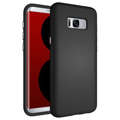 Non-slip Surface Shockproof Back PC Case for Samsung Galaxy S8 Plus