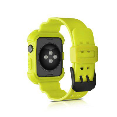 2 In 1 Tpu 42MM Watch Band for Apple Watch Series 1 / 2Apple Watch Bands<br>2 In 1 Tpu 42MM Watch Band for Apple Watch Series 1 / 2<br><br>Function: for Apple Watch Series 1/ 2 42mm<br>Material: TPU<br>Package Contents: 1 x Watch Band<br>Package size: 8.70 x 8.70 x 4.60 cm / 3.43 x 3.43 x 1.81 inches<br>Package weight: 0.0600 kg